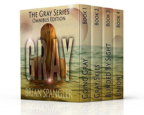 Gray Omnibus: Gray Series (Books 1 - 4) PDF