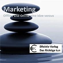 Marketingsteine Offline und Online Hörbuch von Henning Glaser Gesprochen von: Henning Glaser