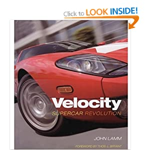 Velocity: Supercar Revolution: 1