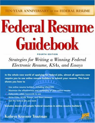 Federal Resume Template Federal Resume Template
