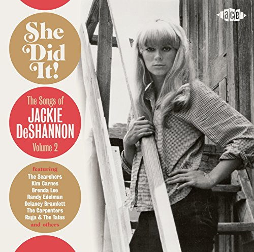 Kim Carnes - She Did It! The Songs Of Jackie Deshannon Volume 2 - Zortam Music