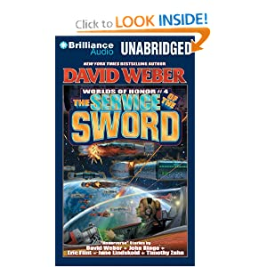 The Service of the Sword (Worlds of Honor) by David Weber, Jane Lindskold, Timothy Zahn and John Ringo