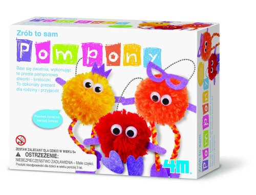 Great Gizmos Make Your Own Pom Poms - 1