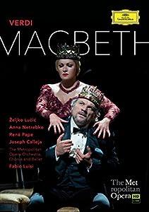 Macbeth: Metropolitan Opera (Luisi) [Blu-ray] [2015] by Decca