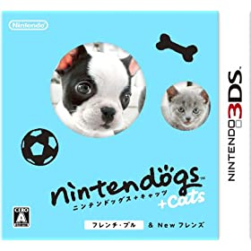 nintendogs + cats �t�����`�E�u�� & New�t�����Y