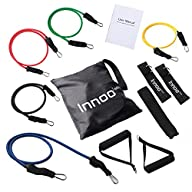 Resistance Band Set – 11 PCS Fitness…