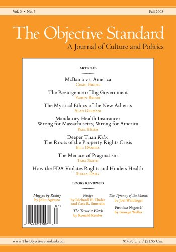 the-objective-standard-fall-2008-vol-3-no-3-english-edition