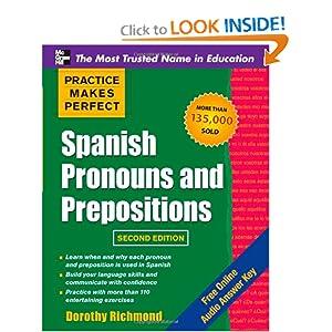 PERFECT PRACTICE MAKES SPANISH
