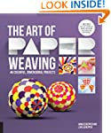 The Art of Paper Weaving: 46 Colorful...