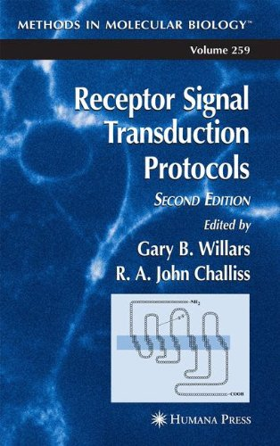 Receptor Signal Transduction Protocols (Methods In Molecular Biology)