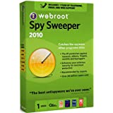 Webroot Spy Sweeper 2010 (PC CD)by Webroot