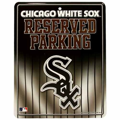 MLB Chicago White Sox Parking Sign