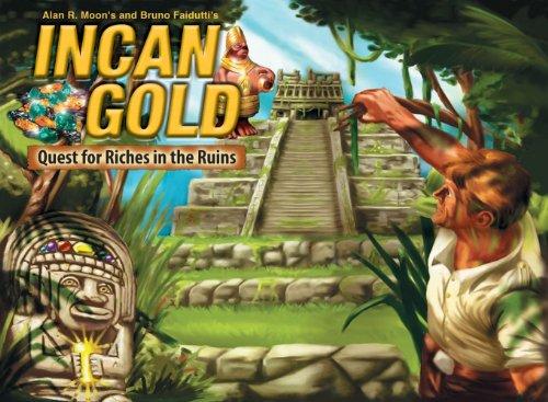 インカの黄金 (Incan Gold)