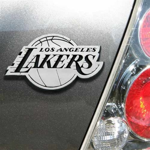 【NBA 全米プロバスケットボールチーム】ロサンゼルス・レイカーズチームロゴ入りエンブレム