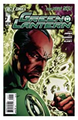 "Green Lantern (2011) #1 ""The New 52!"""
