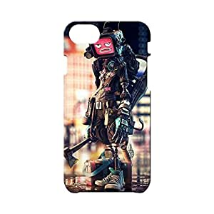 BLUEDIO Designer Printed Back case cover for Apple Iphone 7 - G7261