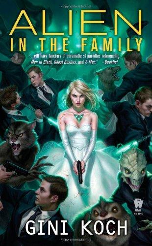 Image of Alien in the Family: Alien Novels, Book Three