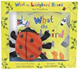 Julia Donaldson What the Ladybird Heard Book and Plush box set