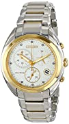 Citizen Womens FB1394-52A Celestial Analog Display Japanese