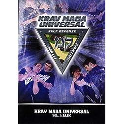 Krav Maga Universal: Volume 1 - Basic