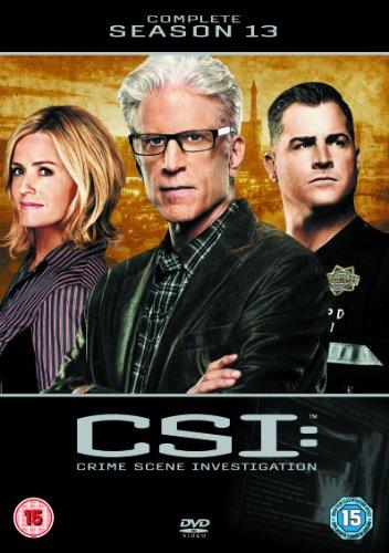 CSI: Vegas - Complete Season 13 [DVD]