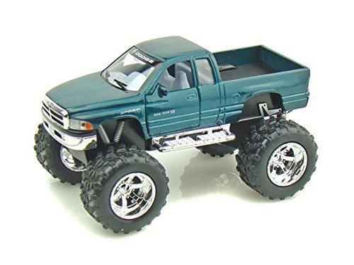 Dodge Ram Off Road Truck 1/44 Green