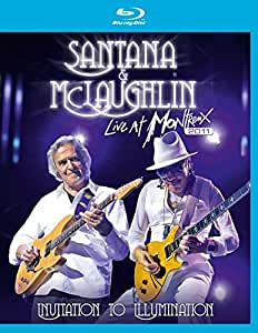 Invitation To Illumination - Live At Montreux 2011 [Blu-ray] [2013]