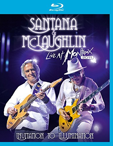 Santana & Mclaughlin - Invitation To Illumination - Live At Montreaux