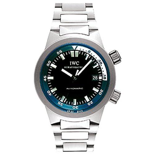 [アイダブリューシー] IWC 腕時計 アクアタイマー IW354805 メンズ 新品 [並行輸入品]
