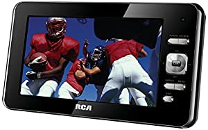 RCA DPTM70R 7-Inch 60Hz 480 x 234 LED-Lit TV (Black) from RCA