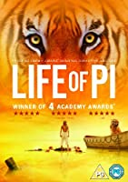 Life of Pi [DVD]
