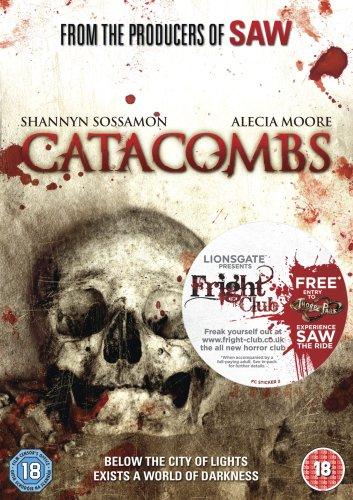Catacombs [Edizione: Regno Unito]