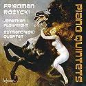 Friedman / Rozycki / Plowright - Piano Quintets [Audio CD]<br>$704.00