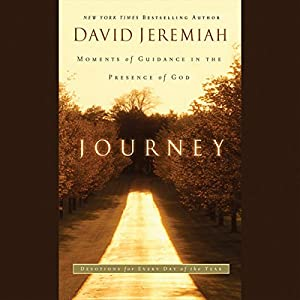 Journey: Moments of Guidance in the Presence of God Audiobook