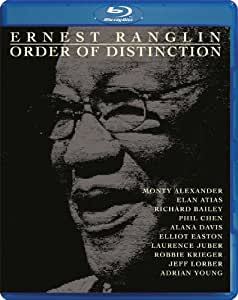 Ernest Ranglin: Order of Distinction [Blu-ray]