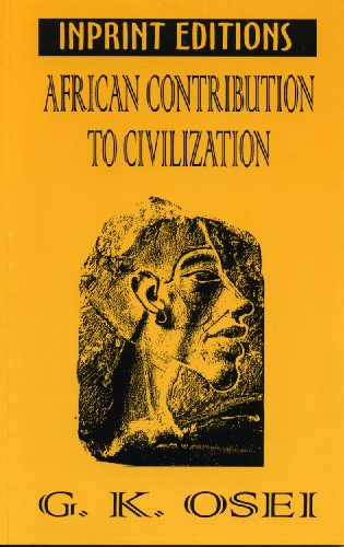 African Contributions to Civilization