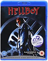 Hellboy [Blu-ray] [2007] [Region Free]