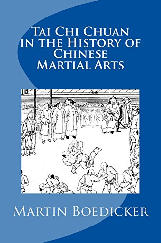 Tai Chi Chuan in the History of Chinese Martial Arts