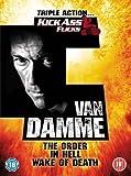 echange, troc Van Damme Triple [Import anglais]