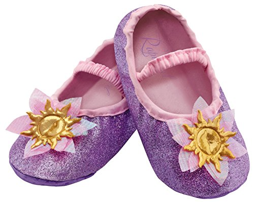 Disney Princess Rapunzel Slippers For Toddlers