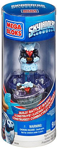 Mega Bloks Skylanders Undead Night Shift Spinner Set