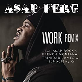 Work Remix [Explicit]