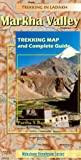 img - for Markha Valley: Trekking Map and Complete Guide (Milestone Himalayan Series) book / textbook / text book