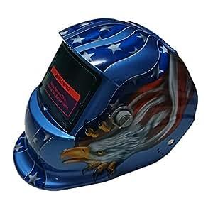 Generic Auto Darkening Welding Helmet Mask Solar Power