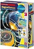 Clementoni 69394.8 - Galileo Magnetismus, Baue einen Kompass von Clementoni
