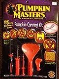Pumpkin Masters® Pumpkin Carving Kit: 17 Pieces-12 Patterns; Safer Than Kitchen Knives