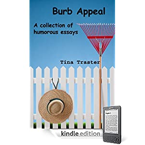 Burb Appeal Cover Image