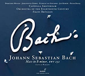 Bach - Johann Sebastian Bach - Mass in B minor, BWV 232