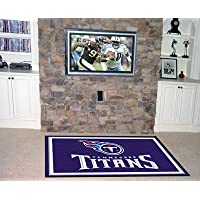 Tennessee Titans Rug 4x6 46