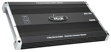 Lanzar MXA254 Amplificateur 2 canaux 4000W